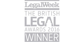 Mishcon de Reya success at British Legal Awards