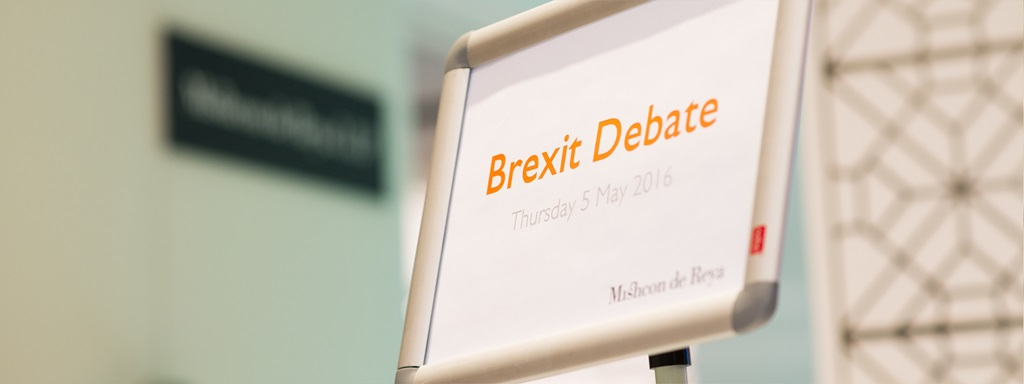 EU Referendum Debate: the big question, remain or leave?