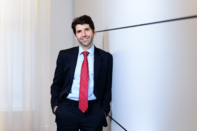Andrew Goldstone, Partner