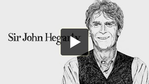 Business Shapers: John Hegarty