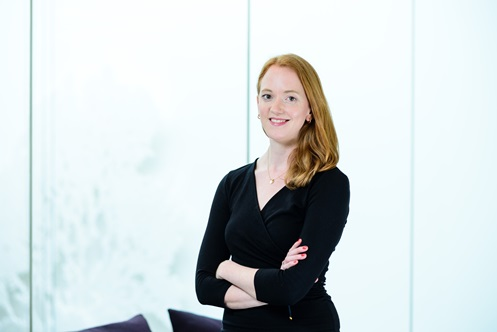 Clare Radcliffe, Trainee Solicitor