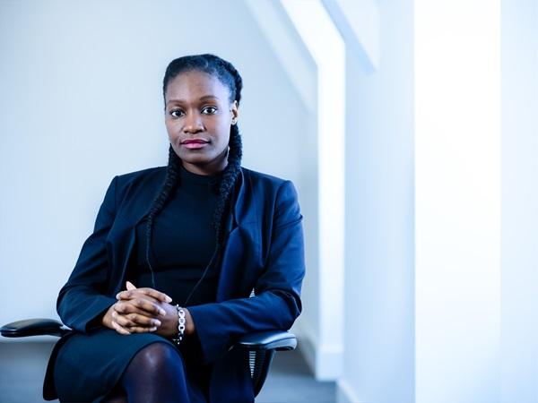 Claudine Adeyemi named as Financial Times' top future leader