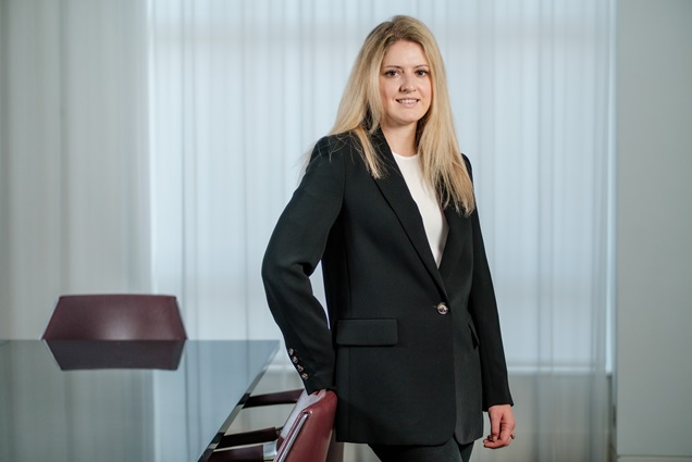 Sarah Brooks, Associate, Chartered Trade Mark Attorney