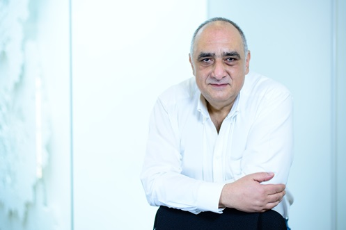 Bambos Georgiou, Partner and COO