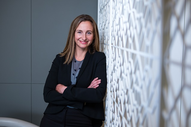 Alessandra Buonfino, Head of International Development