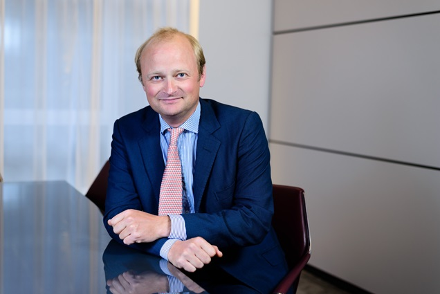 Alexander Rhodes, Head of Mishcon Purpose