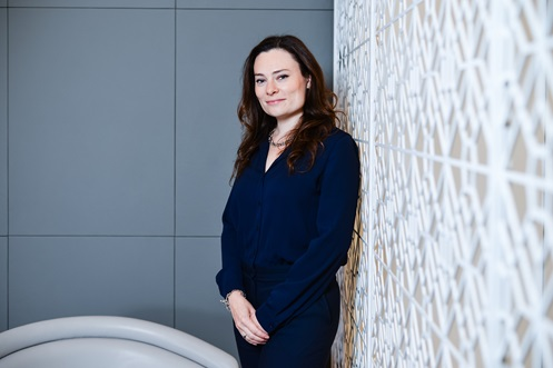 Abby Brindley, Associate, Mishcon Private