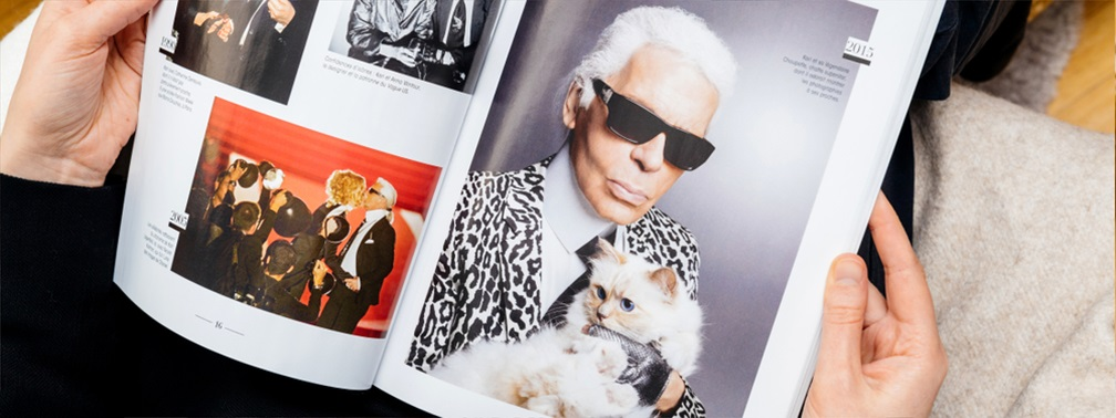 Choupette may inherit Lagerfeld's fortune: Jessica Medus quoted in The Times