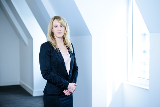 Catherine Rolfe, Managing Associate
