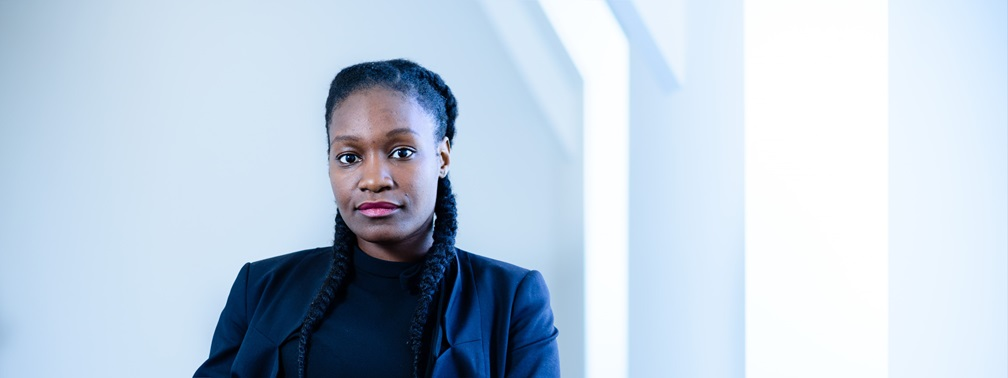 Claudine Adeyemi is shortlisted as a Rising Star at the Social Mobility Awards 2017