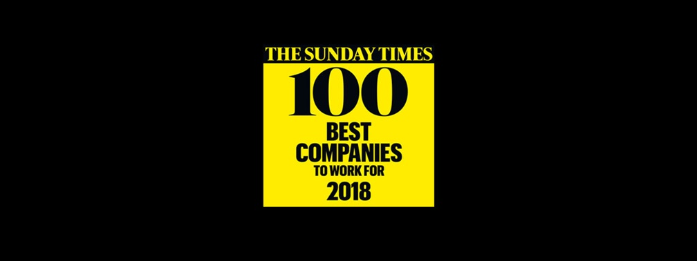 Mishcon ranked 30th in the Sunday Times Best Companies to Work For