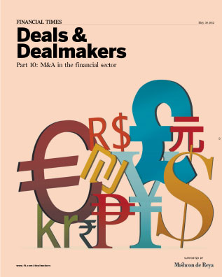 Issue 10 - M&A in the financial sector