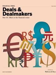 Deals and Dealmakers: Part 10 - M&A in the financial sector