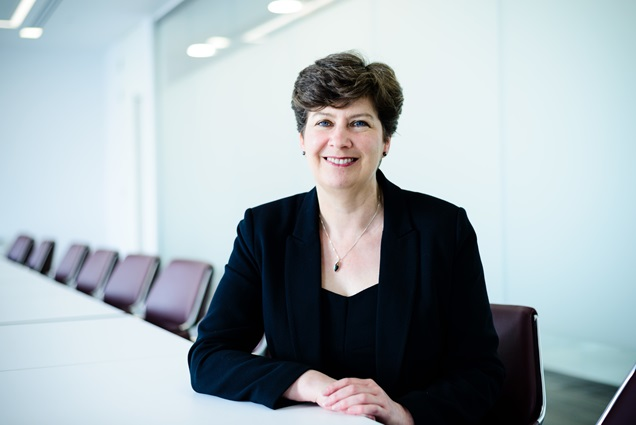 Fiona Laurence, Legal Director