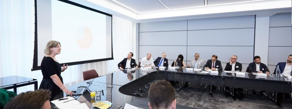 The Collaboratory Breakfast Roundtable Debate: Designing London, the importance of partnerships