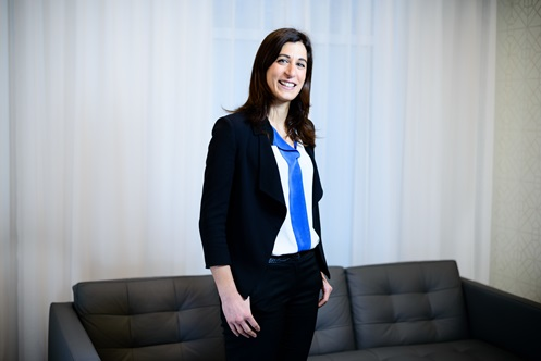 Maria Patsalos, Partner, Mishcon Private