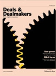 Deals & Dealmakers Part 8