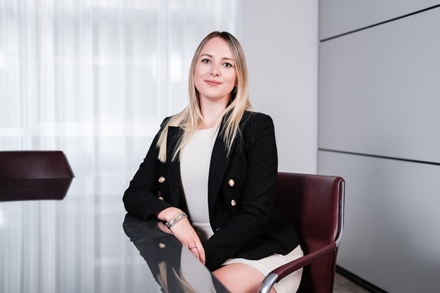 Olivia Ross, Trainee Solicitor