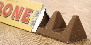Toblerone shape not distinctive enough for trademark, Poundland claims