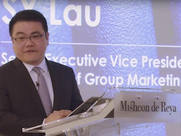 China & The Digital World: SY Lau of Tencent
