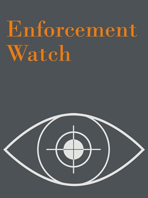 Enforcement Watch