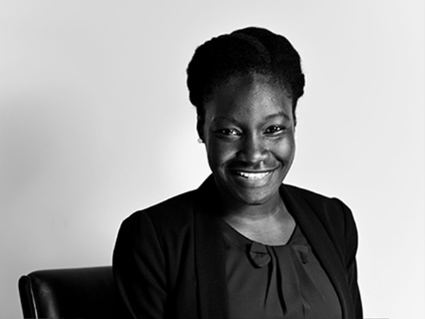 Top 40 under 40: Claudine Adeyemi