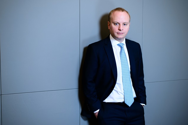 Edward Carder, Managing Associate