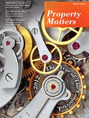 Property Matters: Issue 9 - 2012