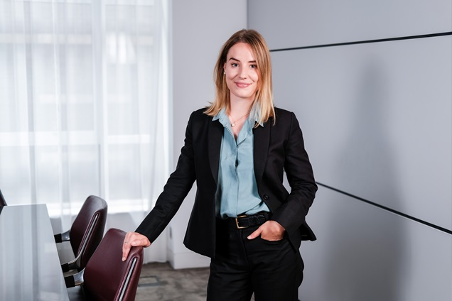 Freya Mead, Trainee Solicitor