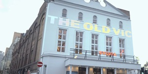 An Equal Future: Voices Off panel event with The Old Vic