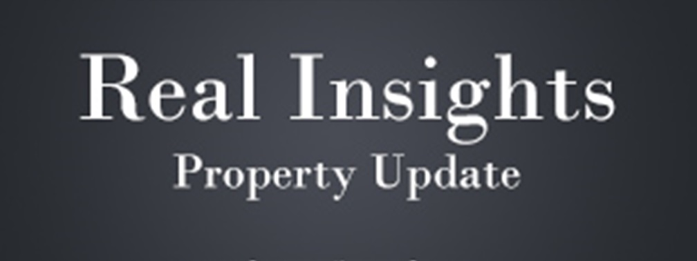 REAL INSIGHTS - Property Update - January 2015