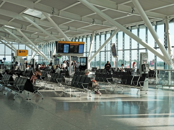 The Competition and Markets Authority fines Heathrow Airport £1.6m
