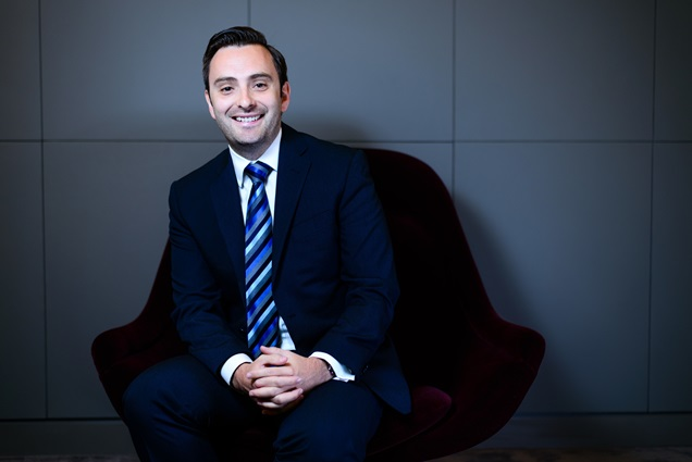 Matthew Bowles, Managing Associate