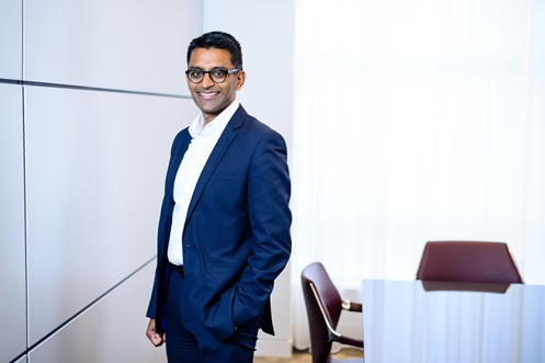 Mayank Patel, Director of Finance
