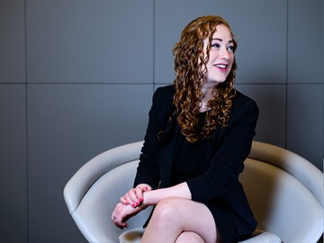 Katy Colton one of Management Today's 35 under 35