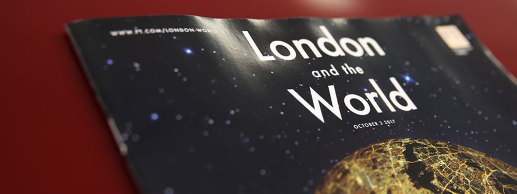 London and the World
