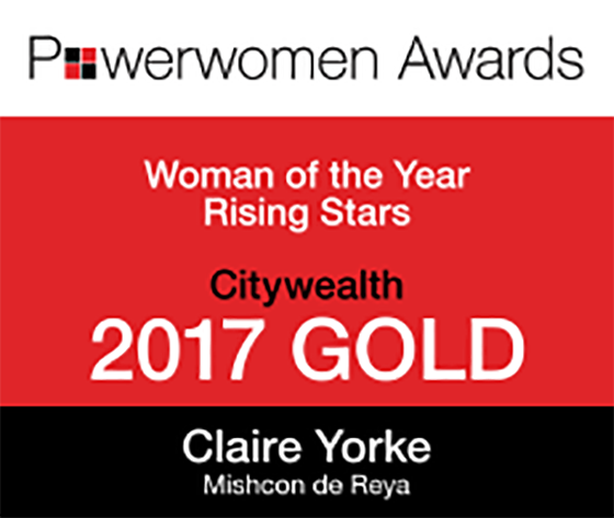 Citywealth Power Women Awards