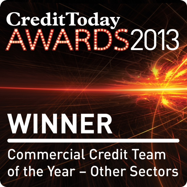 Commercial Credit Team of the Year – Other Sectors