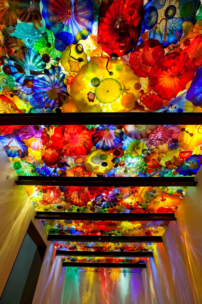 Persian Ceiling, Dale Chihuly