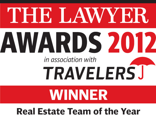 Winner: Real Estate Team of the Year 2012