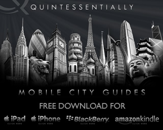 Quintessentially Mobile City Guides