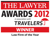 Winner: Law Firm of the Year 2012