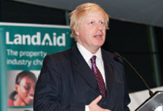 Boris Johnson (Mayor of London) introduced the debate