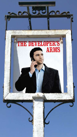 The Developers Arms