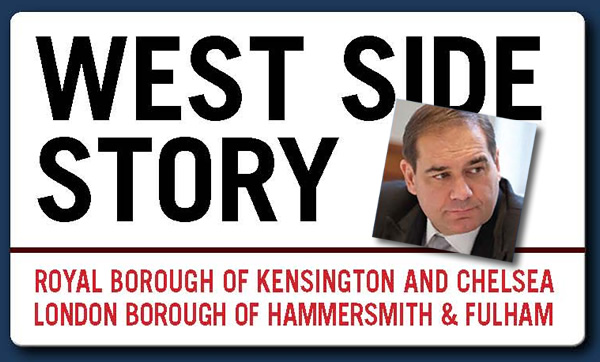 West Side Story - Royal Borough of Kensington and Chelsea London Borough of Hammersmith & Fulham. Gary Yardley discusses