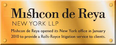 Mishcon de Reya - New York LLP